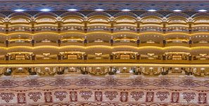 Interior of the Emirates Palace Hotel #2