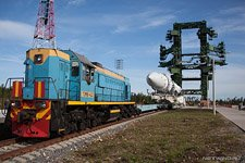 First launch of the Angara rocket #11 (© NetWind.ru)