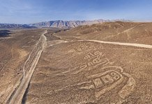 Geoglyphs in Palpa Valley #6