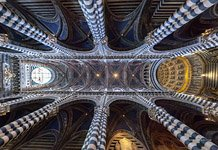 Inside the Siena Cathedral #3