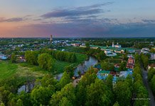 Golden Ring of Russia. City of Suzdal #5