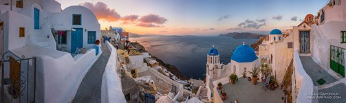 Santorini (Thira), Oia, Greece #110