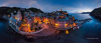 Vernazza at night #2