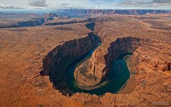 Horseshoe Bend of the Colorado River #10