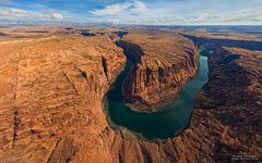 Horseshoe Bend of the Colorado River #9