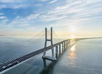 Vasco da Gama Bridge #2