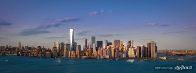 New York City Panorama