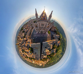 Orvieto Cathedral. Planet