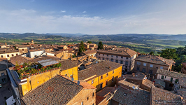 Roofs of Orvieto