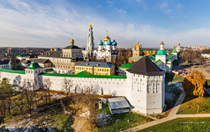 Pyatnitskaya Tower of the Trinity Lavra of St. Sergius