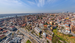 Bird's eye view of Istanbul #1