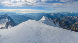 Top of the Mont Blanc #1