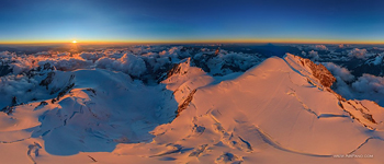 Top of the Mont Blanc #4