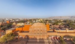 Hawa Mahal (Palace of Winds) #2