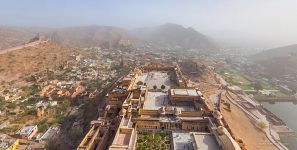 Amer Fort, or Amer Palace #11