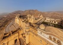 Amer Fort, or Amer Palace #5