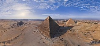 Egypt. Great Pyramids #2