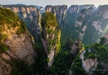 Zhangjiajie National Forest Park #11