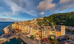 Colourful Houses of Porto Venere