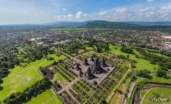 Prambanan Temple Compounds