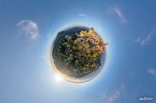 Pena National Palace. Planet
