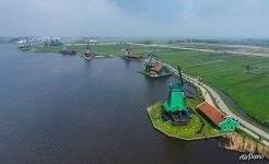 Zaanse Schans neighbourhood