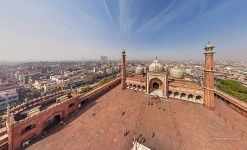 Jama Masjid — the largest mosque in India