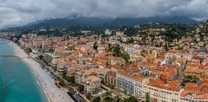 Architecture of Menton
