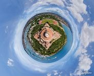 Fort Carré. Antibes. Planet