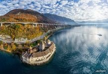 Chillon Castle, Lake Geneva