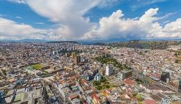 Quito from above