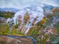Valley of Geysers, Kamchatka, Russia