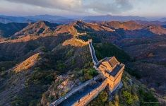 Great Wall of China. Jinshanling Great Wall