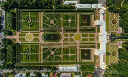 Peterhof, Upper Gardens