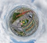Red Square. Planet