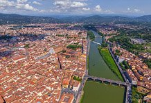 Over the Arno River #4