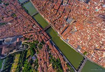 Over the Arno River #1