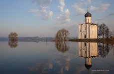 Church on the Nerl River #8