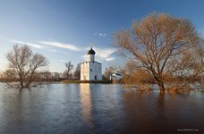 Church on the Nerl River #20