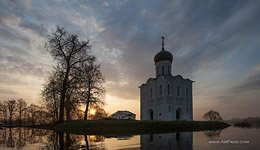 Church on the Nerl River #7