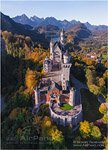 Germany, Neuschwanstein Castle #1 https://neuschwanstein.de/