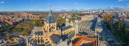 Almudena Cathedral and Royal Palace #3