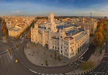 Cibeles Palace, or the Palace of Communication #1