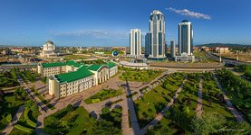 Grozny-City Towers #1