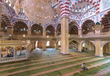 Inside the Akhmad Kadyrov Mosque #10