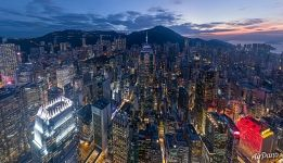 Lights of Hong Kong
