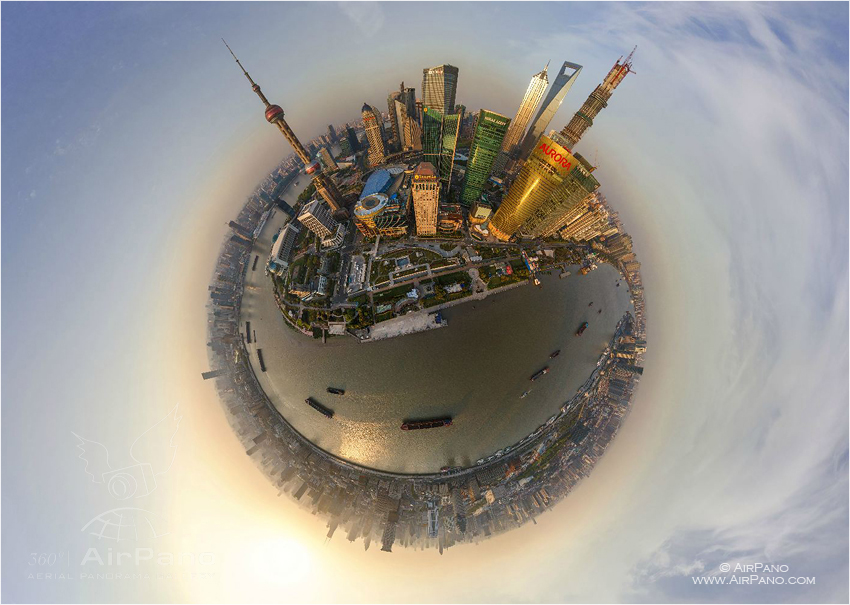 Shanghai, China • AirPano.com • Photo