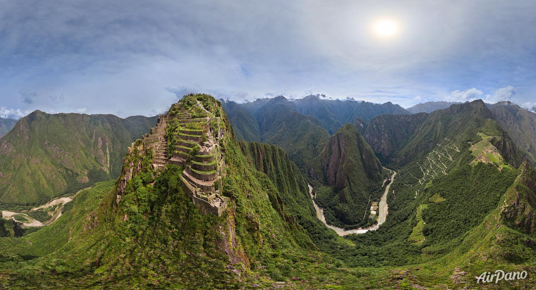 Machu Picchu #5 • AirPano.com • Photo