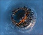 Singapore planet • AirPano.com • Photo