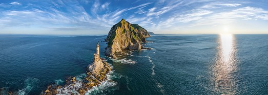 Sakhalin Island, Russia - AirPano.com • 360 Degree Aerial Panorama • 3D Virtual Tours Around the World